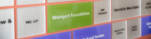 foundation plaque image