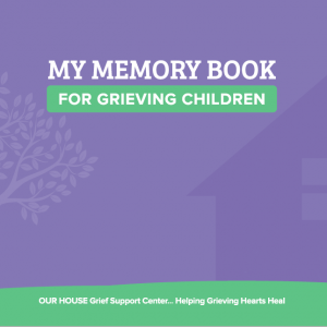 Grief Journal for kids and Children