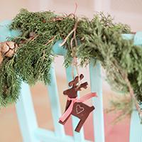 christmas ornament image