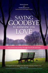 saying goodbye to someone you love guide cover