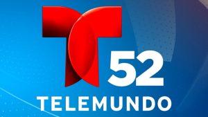 Telemundo 52 Logo