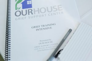 Grief Support Volunteer Group Leader Training