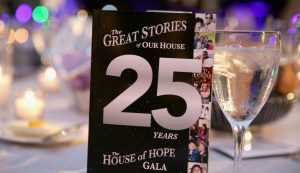 Our House 2018 House of Hope Gala Program