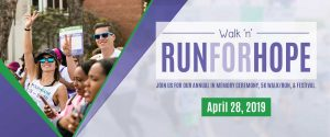 2019 OUR HOUSE Run For Hope April 28