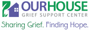 OUR HOUSE website header logo
