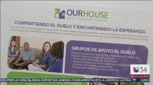 Univision Los Angeles Grief Support