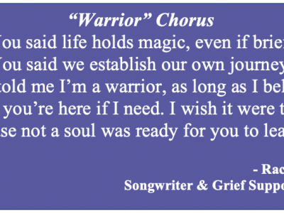 Warrior by Rachel Leycroft