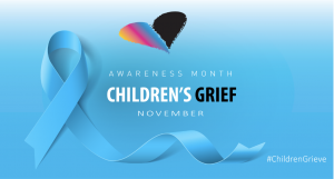 children grief awareness month