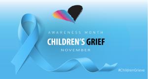 children grief awareness month