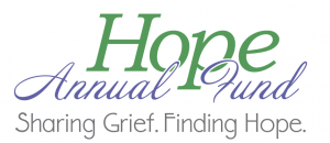 OUR HOUSE Annual Hope Fund logo