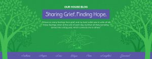 grief support blog