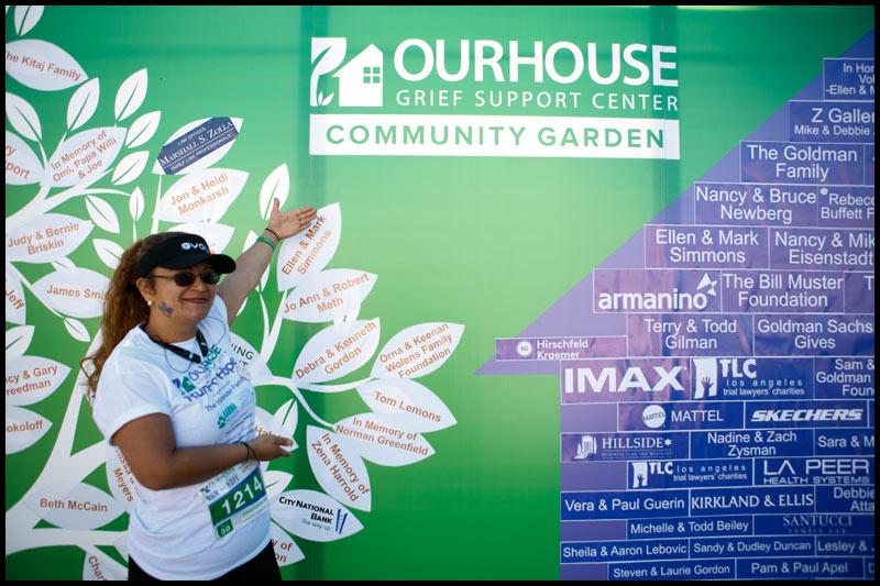 Community Garden Grief Support