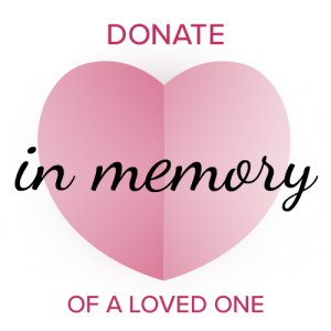 donate in memory of a loved one